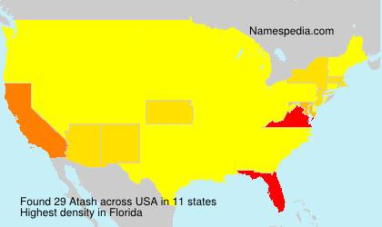 Atash - USA