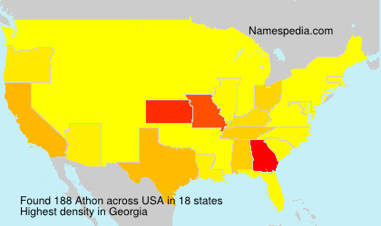 Athon - USA
