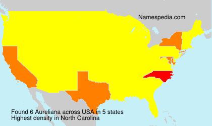 Aureliana - USA