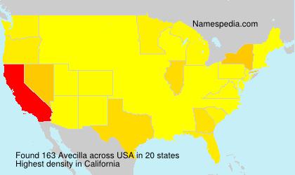 Avecilla - USA
