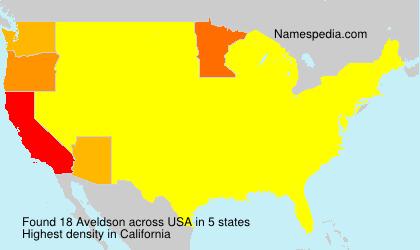 Aveldson - USA