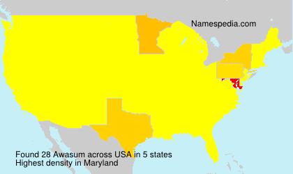 Awasum - USA