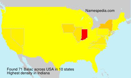 Balac - USA