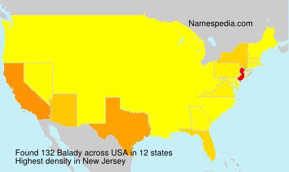 Balady - USA