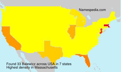 Balewicz - USA