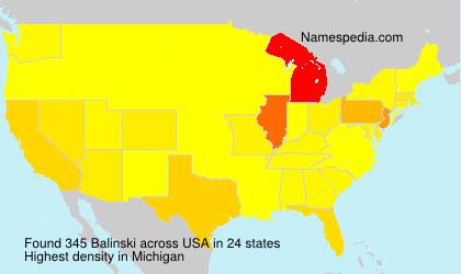 Balinski - USA