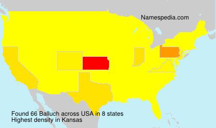 Balluch - USA