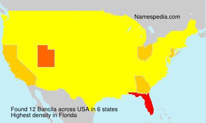 Bancila - USA