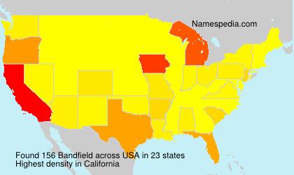 Bandfield - USA