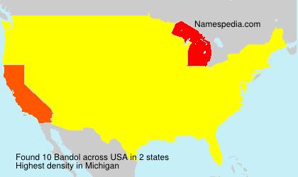 Bandol - USA