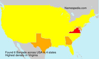 Banjade - USA