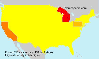 Baraa - USA