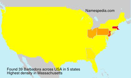 Barbadora - USA