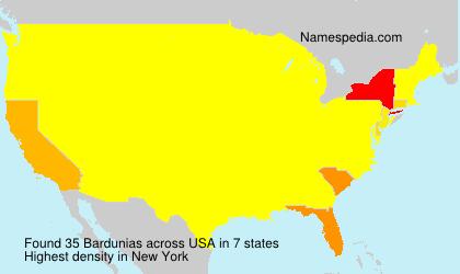 Bardunias