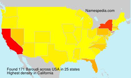 Baroudi