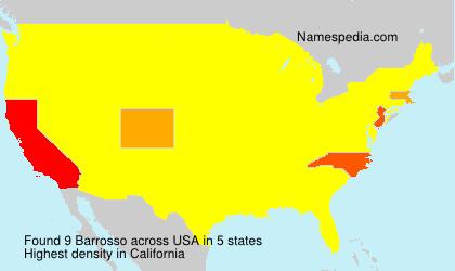Barrosso - USA