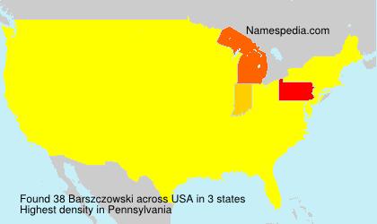 Barszczowski