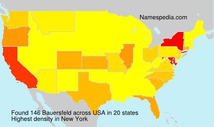 Bauersfeld - USA