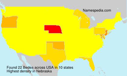 Bedea - USA