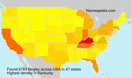 Begley - USA