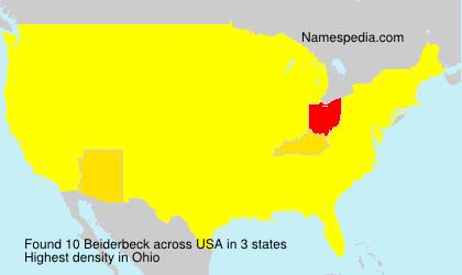 Beiderbeck - USA