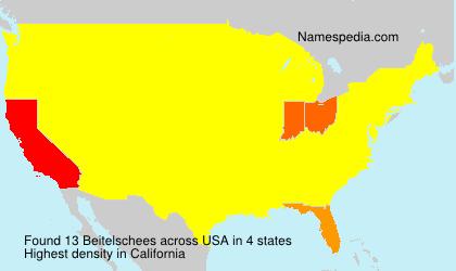 Beitelschees - USA