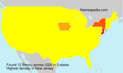 Benou - USA