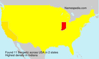 Bergwitz - USA