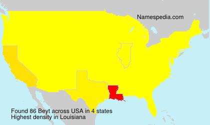 Beyt - USA