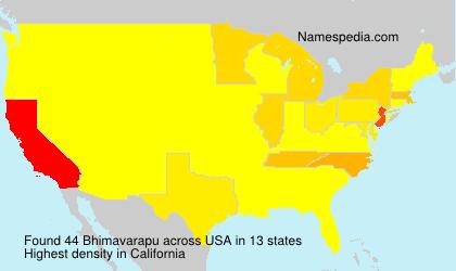 Bhimavarapu - USA