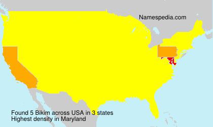 Bikim - USA