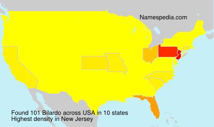 Bilardo - USA