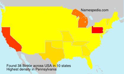 Binkle - USA