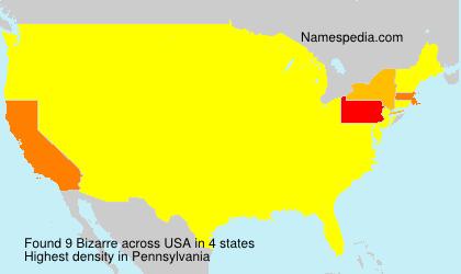 Bizarre - USA