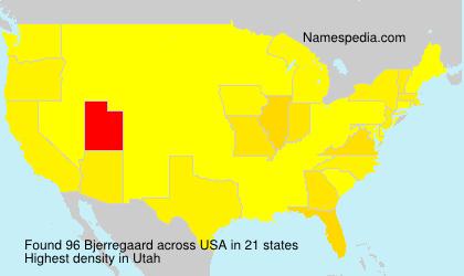 Bjerregaard - USA