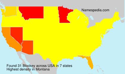 Blockey - USA