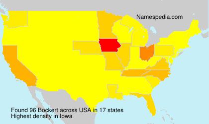 Bockert - USA
