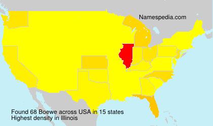 Boewe - USA