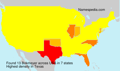 Bokmeyer - USA