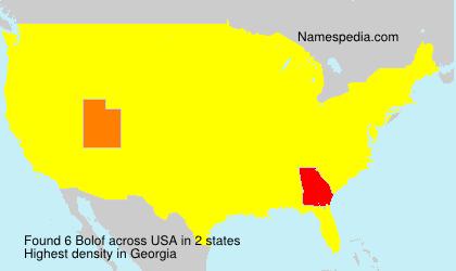 Bolof - USA