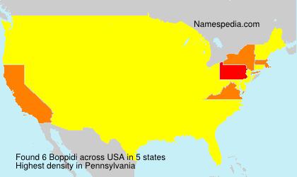 Boppidi - USA