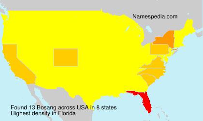Bosang - USA