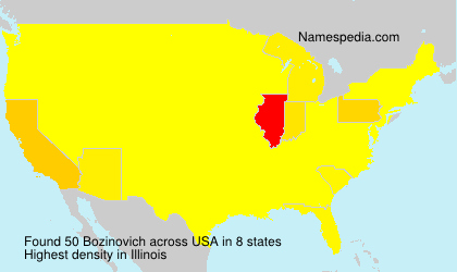 Bozinovich - USA