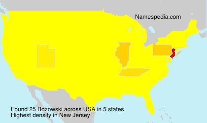 Bozowski