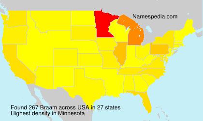 Braam - USA