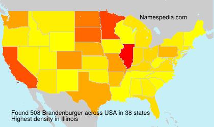 Brandenburger - USA