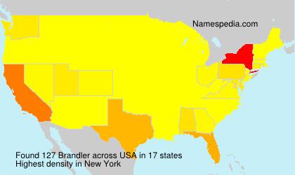 Brandler - USA