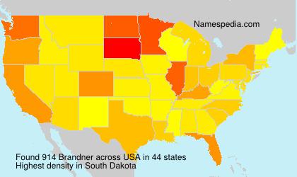 Brandner - USA