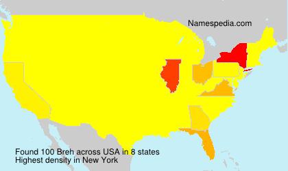 Breh - USA