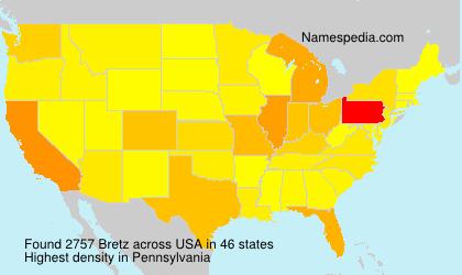 Bretz - USA
